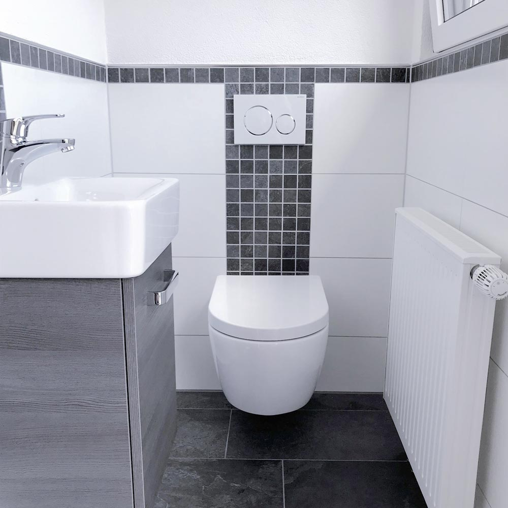 Komplette Badsanierung aus einer Hand & Teilbadsanierungen